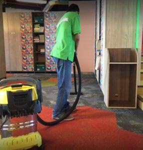 cleaning service pekanbaru