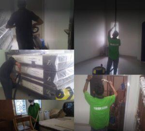 home cleaning pekanbaru