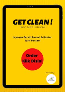 get clean