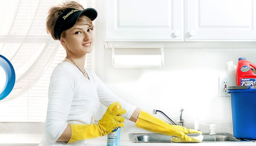 Jasa Cleaning Service Pekanbaru