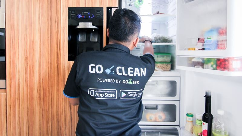 go clean pekanbaru
